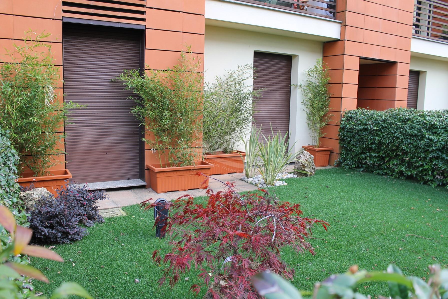 Bilocale con giardino a Cantu'