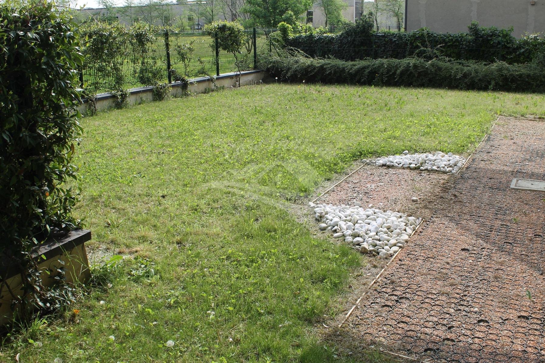 Appartamento con giardino a Mariano Comense