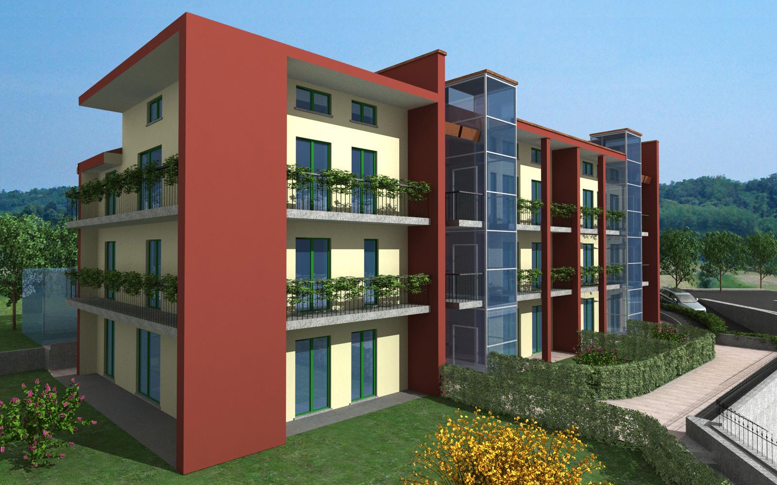 Appartamenti nuovi a Cantu'