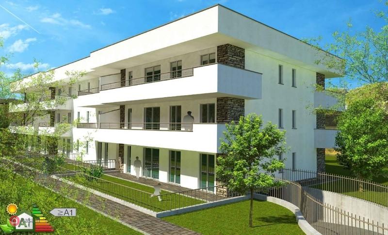 appartamento in palazzina di nuova costruzione cantù