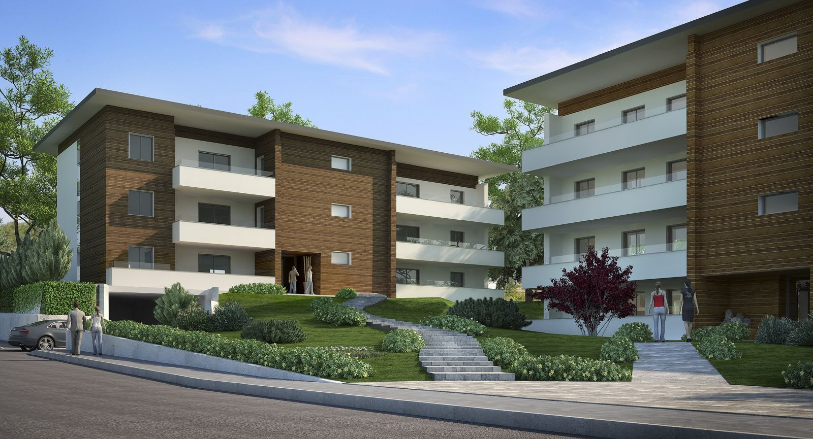 prenotasi appartamento con giardino