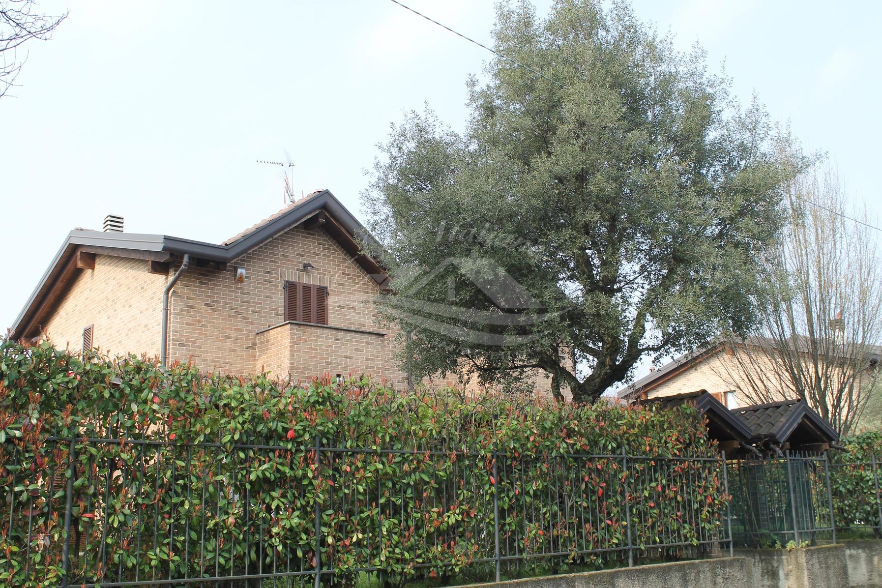 Villetta a schiera a Carimate
