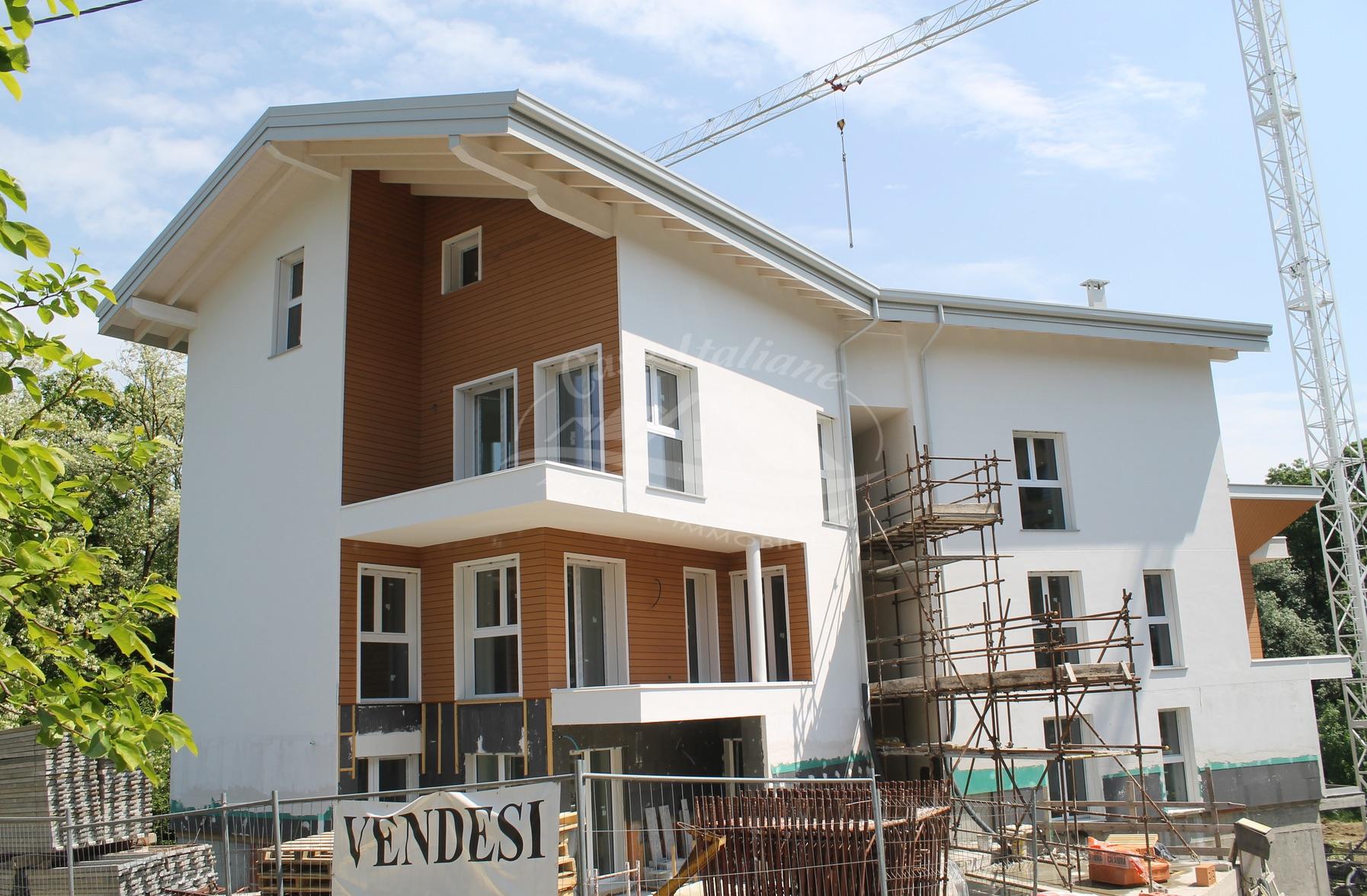 Nuovi appartamenti a Senna Comasco