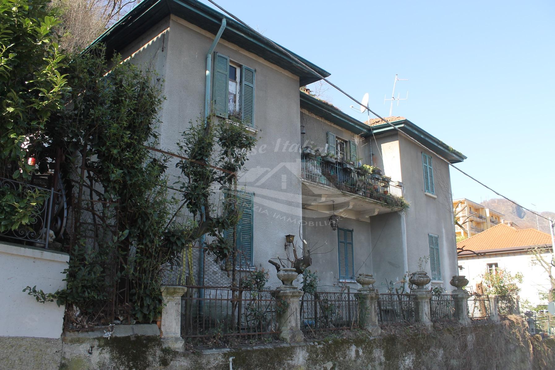 Casa da ristrutturare a Como
