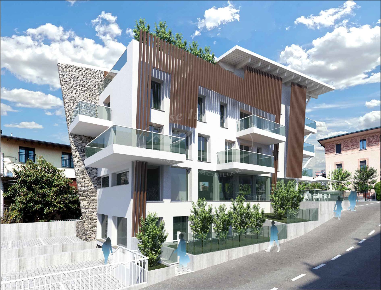 Nuovo attico con terrazzo a Cantu'