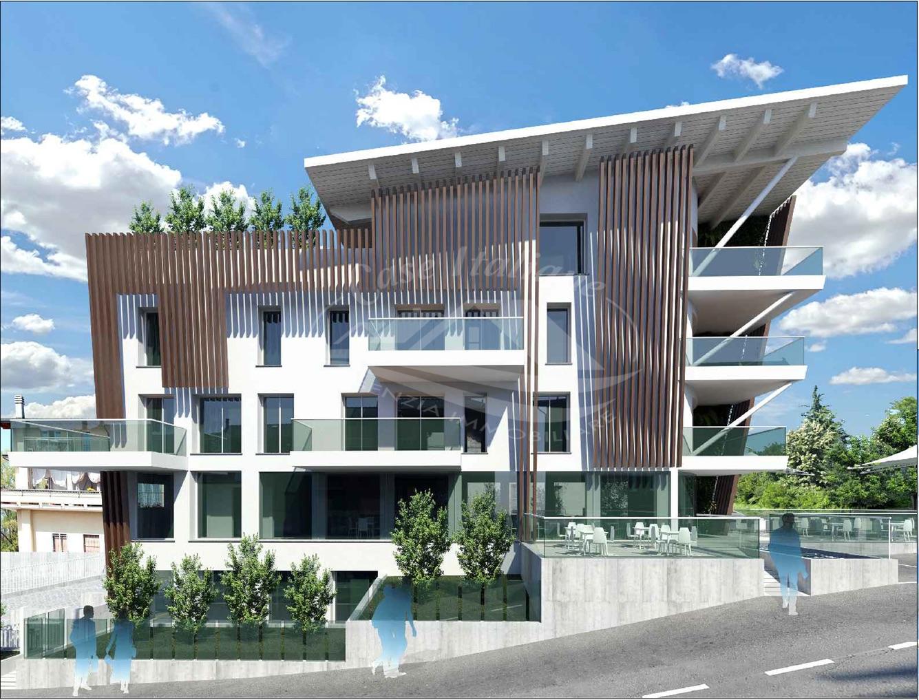 Nuovo bilocale con terrazzo in vendita a Cantu'