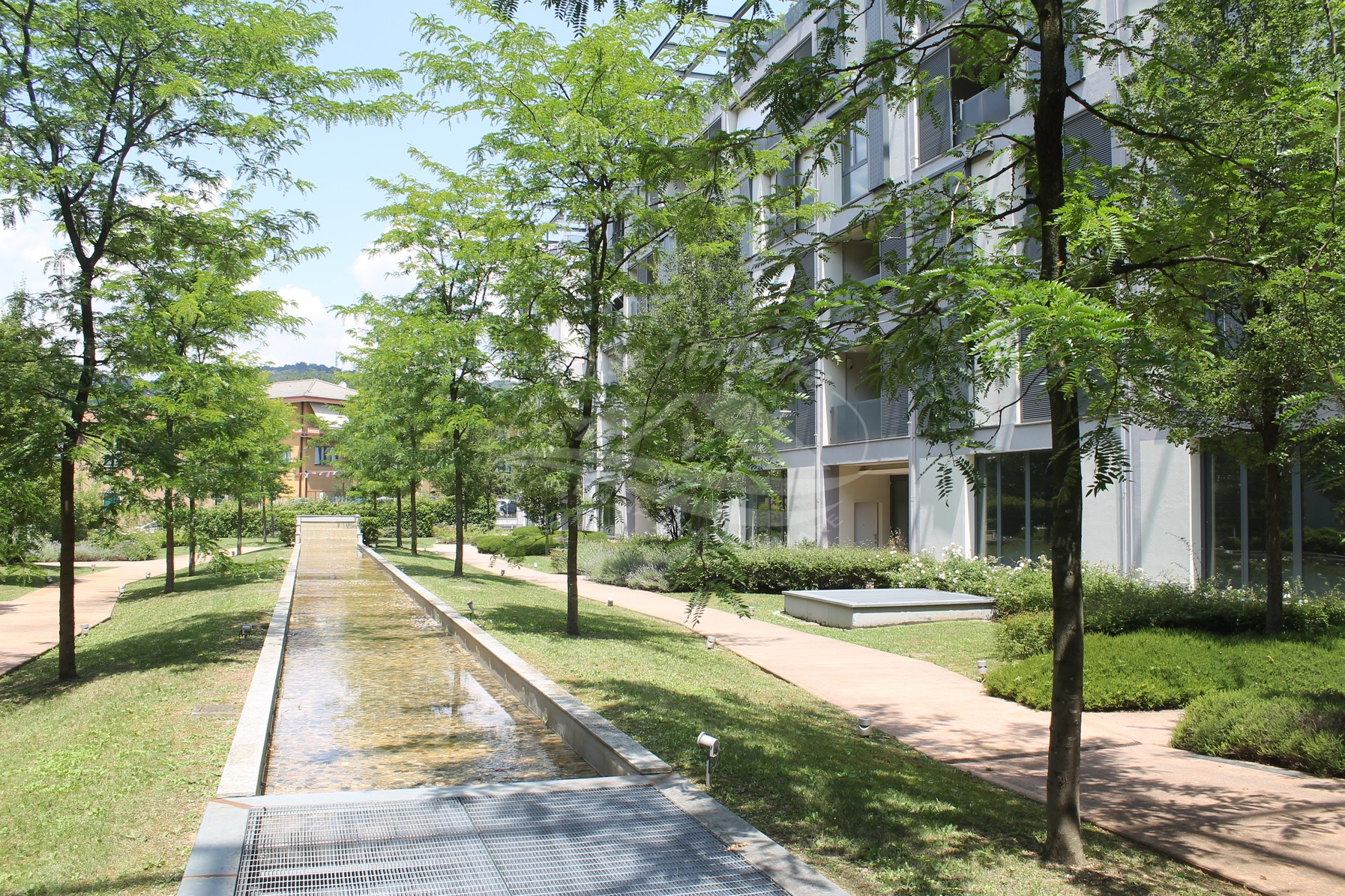 Appartamento con terrazzo a Como