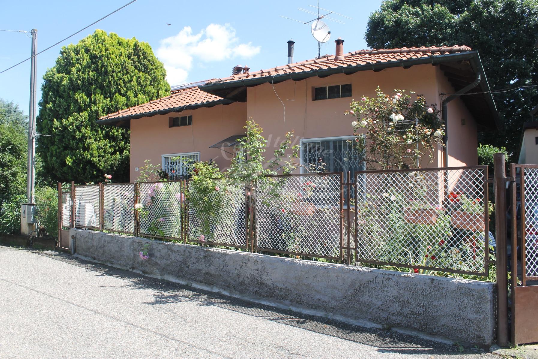 Casa indipendente da ristrutturare a Cantu'